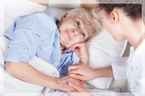 affetto per l'anziano